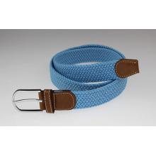 Blue elastic belt golf ball belt