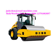 XCMG XS122 vibratory single wheel wheel roller road