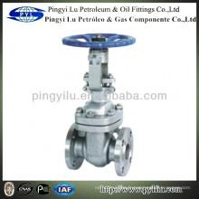 Classe 300 A216 bride ANSI valve de vanne standard amc