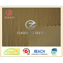 400t Semi-Dull semi elástico N / P Pongee vestuário tecido (ZCGF089)