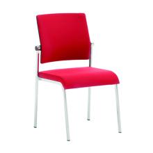 T-082C-F chaises de conférence en tissu sans bras
