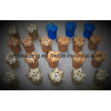 Carbon Steel Thread Button Rock Drill Bits Button Drill Bit