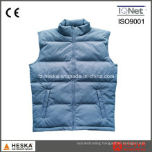 Mens Keep Warm Quilted Bodywarmer Padding Vest