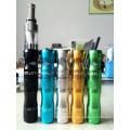 E-Cigarette Colorful Ecig X6 Kit. Vaporisateur le plus populaire X6