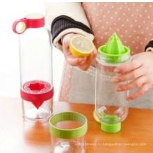 Лимонный сок Цитрусовые Сок цинджера Источник Жидкость Прозрачная бутылка воды