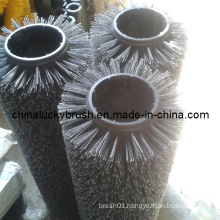 Nylon Abrasive Filament Sanitation Road Brush (YY-124)