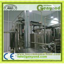 Máquina de acero inoxidable para hacer productos lácteos