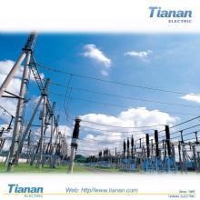 220kv Elektrische Umspannwerk Stahlbau / Rahmen / Elektrische Ausrüstung
