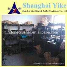 Máquinas peças equipmant vibrando tela mineração rocha parafusos