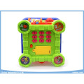 Multifunctional Musical Education Blocks Toys Castle Intellectual Toys
