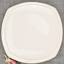 Vaisselle en Porcelaine Porcelaine Carrée (set)