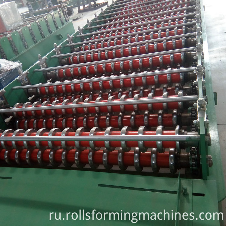 corrugated roof panel roll forming machine )