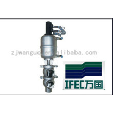 Sanitary Stainless Steel Single Seat Valve (IFEC-SV100003)