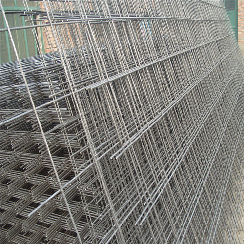Touch welding wire mesh