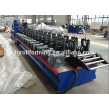 BEST 2015 hot sale Solar Photovoltaic Support Roll Forming Machine Metal Stand Forming Machine