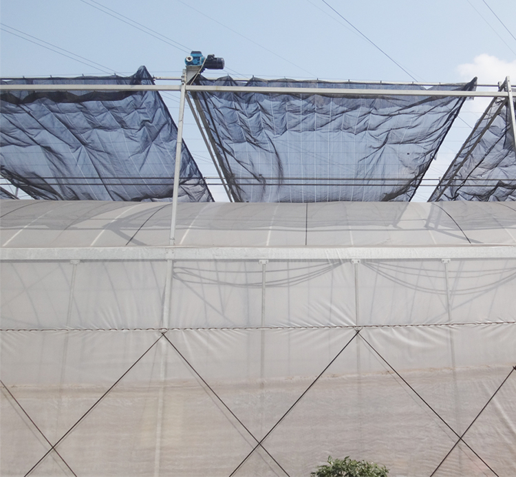 External Shading Net