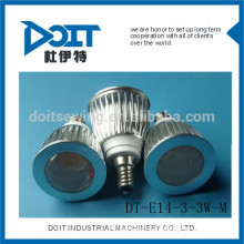 DOIT AREA LED LIGHT SPOT BULB DT-E14-3-3W-M