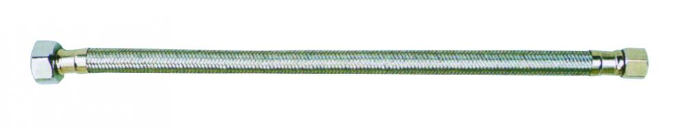 "knitted basin hose - F1/2"" X F3/8"""