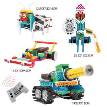 R/C Intelligent Blocks Remote Control Toy