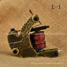 Tipo de pistola de bobina de calidad superior suministros de máquina de tatuaje para estudio de venta