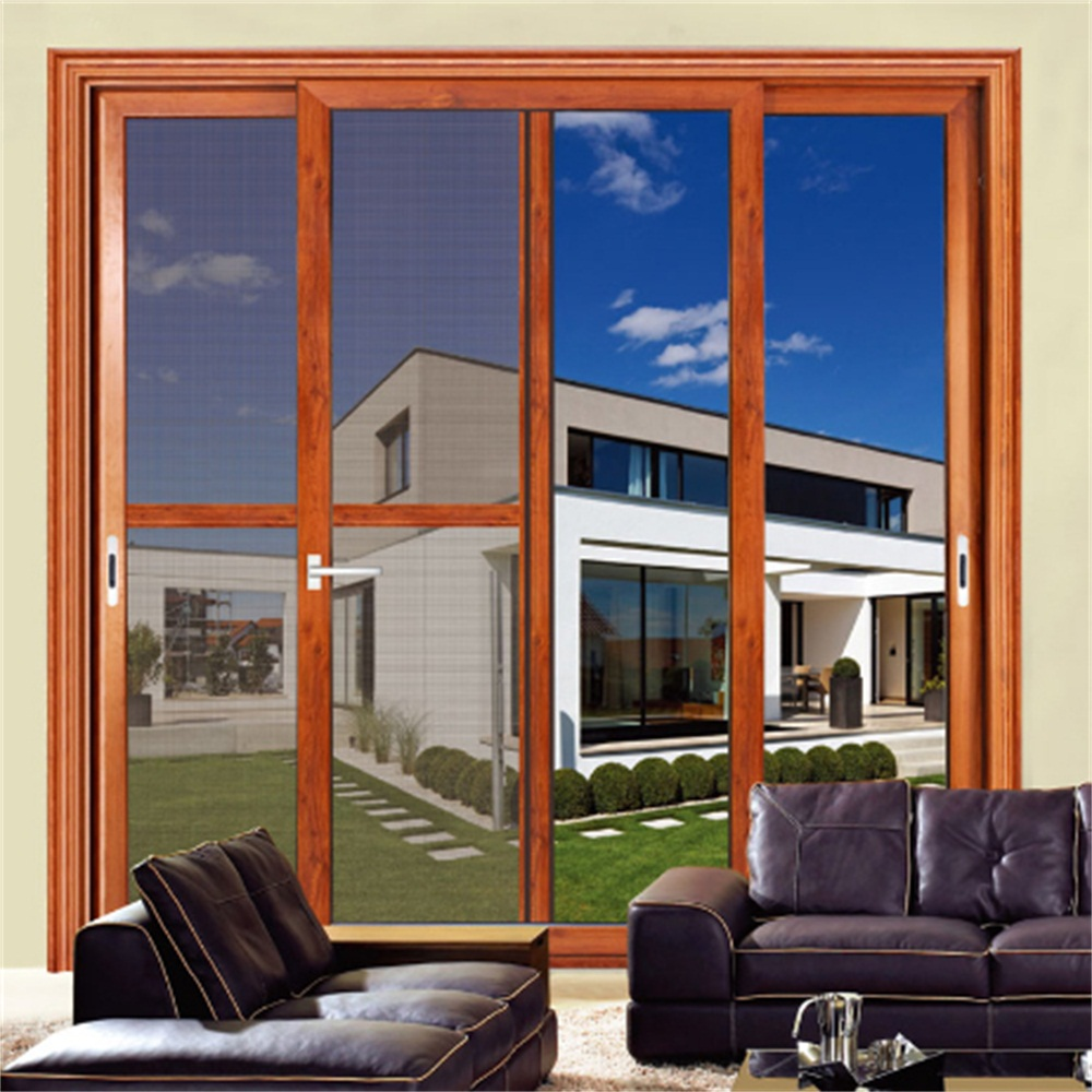 Middle East Standard Aluminum Window lift and sliding Door