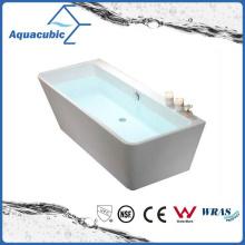 Sanitary Ware Acrylic Freestanding Bathtub