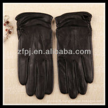leather sheepskin glove for ladies and sexy girls