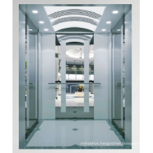 MRL Passenger Elevator with PM Gearless Machine