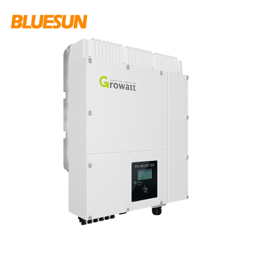 Growatt on grid inverter 10kw solar system on grid inverter