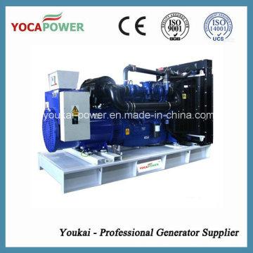 120kw/150kVA Open Power Electric Generator Diesel Generating Power Generation with Perkins Engine
