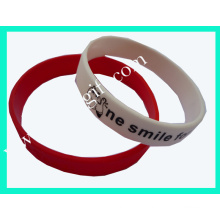 Fashion Silicone Wristband for Gift (m-WB06)