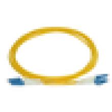Câbles de câble de cordon 3m LC / UPC-LC / UPC, Singlemode 9/125 Patchcord duplex