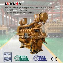 Gerador silencioso do motor diesel do baixo preço de 1000kw 1MW para a venda