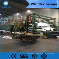 PVC film making machine for banner flex