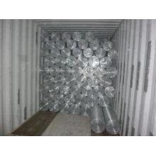 Rede de arame soldado em rolo usado para construção