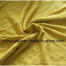 Tecido de algodão de impressão por atacado para roupa interior / pano de bebê