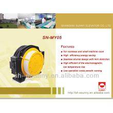 Getriebelose Aufzug Motor SN-TMMY05 630-2000kg konkurrenzfähiger Preis