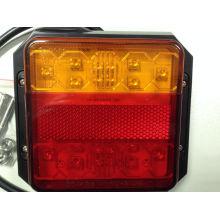Lâmpada de cauda de combinação de LED para caminhão e reboque
