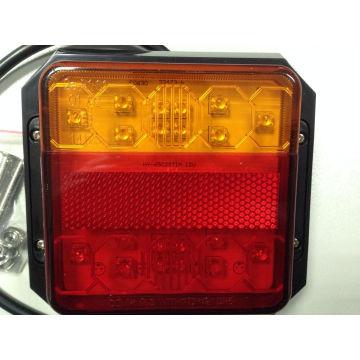 Светодиодная комбинированная лампа для задних фонарей грузовика и прицепа