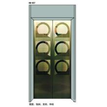 Paneles de la puerta del ascensor