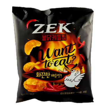 Custom Printed Potato Chip Bags
