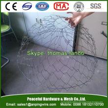 Wire Tree Rootball Mesh Korb für Baum Transplant