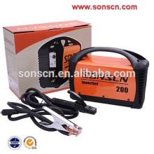Portable arco soldador inversor máquina bom preço de alta qualidade