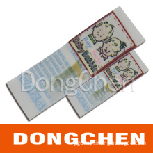 High Density Baby Garment Colorful Woven Fabric Label