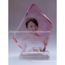 Moldura de vidro de cristal (JD-XK-012)