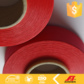 colorful spandex yarn red