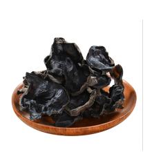Top grade Chinese high nutrition edible Handpick dried black fungus block