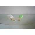 Tube en plastique souple fexibilité Tube pour l'emballage cosmétique (AM14120106)