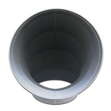 Polypropylene Material Elbow Pipe