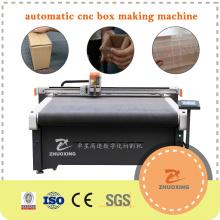 Carton Box Making Plotter Table Machine
